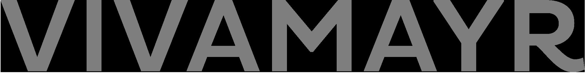 Das Logo des Unternehmens VIVAMAYR.