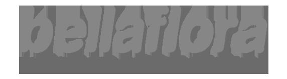 Das Logo von bellaflora.